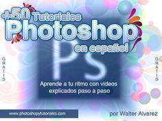 Una serie de videotutoriales y artículos para aprender Photoshop desde cero y utilizarlo como todo un profesional.