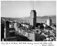 San Francisco, 1957