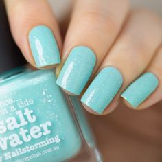 piCture pOlish – new releases Salt Water