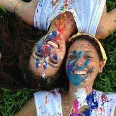 #paintwar #paintfight #colorful #colorwar #paint #colorfight