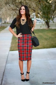 Awesome skirt!