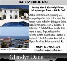 Cape Property : My Adverts