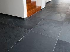 Slate Tiles Mustang – natural stone trading jonastone Source by Slate Flooring, Interior Inspiration, Tile Floor, Living Spaces, Berries, New Homes, House Styles, Mustang, Wood
