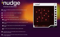 iNudge, crea melodías musicales y compártelas en la red