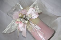 Embellished Bejeweled Romantic Shabby Chic by TheGlitterboxLC, $30.00