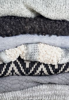 Costes Fashion Autumn Winter Collection, Warm Fluffy Knits
