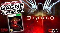 Gagnez 4 jeux Diablo III sur Xbox 360. Lien Facebook : https://www.facebook.com/photo.php?fbid=566060863463874&set=a.140779562658675.28862.137872502949381&type=1&theater