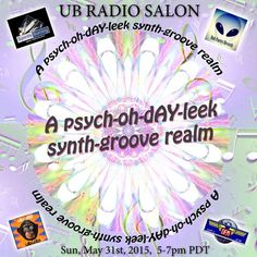 Excerpt from UbRadio Salon no. 385 with SPIRITS BURNING (Don Falcone, Karen Anderson) + BCO (Melissa Margolis, Ninah Pixie, dAS) https://soundcloud.com/ninahpixie/a-psych-oh-day-leek-synth-groove-realm-ubradio-385-excerpt