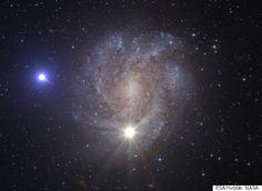 【US 708】銀河系最速の星を発見 ダークエネルギーの解明につながるか