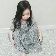 Cute Asian Babies, Korean Babies, Asian Kids, Cute Korean Girl, Cute Babies, Daddys Little Girls, Cute Little Baby, Baby Boy Fashion, Kids Fashion