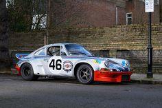 911 RSR Prototype R7, 1973