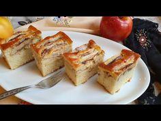 #jablkovýkolác #apfelkuchen #šlahačkový #rýchly #cesminaz #applecake #elmalıkek #almáspite French Toast, Deserts, Breakfast, Food, Basket, Apple Tea Cake, Morning Coffee, Essen, Postres