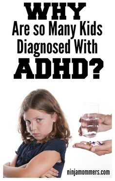 Why Are So Many Kids Diagnosed With ADHD