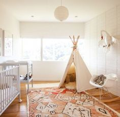Comfy Cozy Couture: Grown up Glam Nursery