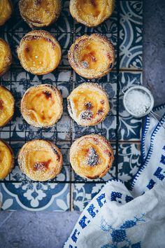 Yummy Recipes, Sweet Recipes, Baking Recipes, Dessert Recipes, Cake Recipes, Good Food, Yummy Food, Yummy Yummy, Egg Tart