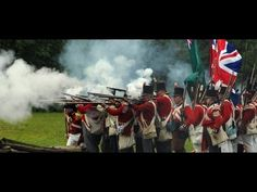 I'm an 1812 reenactor.   The War of 1812  - History - Documentary (YouTube)