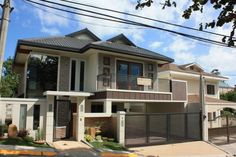 Contemporary Asian House Exterior Ideas
