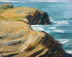 """Rod Coyne joins the Origin Gallery exhibition titled """"Kingdom Come"""". This Dublin exhibition opens March, in time for St Patrick's Day. Wild Atlantic Way, Irish Landscape, Kingdom Come, New Artists, St Patricks Day, Dublin, Germany, Waves, Ocean"""