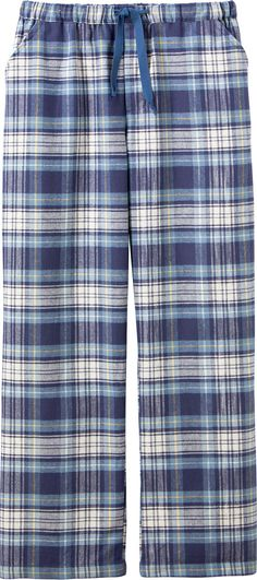 Men's Portuguese Flannel Sleep Pants: Whether you're watching the game or going to bed, you'll relish the comfort of our smooth Portuguese flannel sleep pants. Unlike others, these flannel lounge pants look so good you can even wear them for a quick trip to the mailbox.