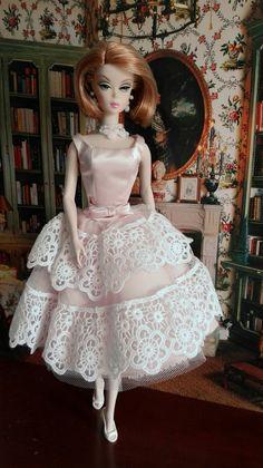 Silkstone Barbie   Southern Belle