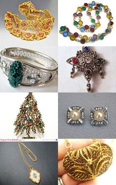 ECOCHIC Vintage Team Fresh Finds for Saturday! by Kathy on Etsy--Pinned with TreasuryPin.com