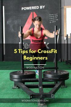 5 Tips for CrossFit Beginners #crossfit
