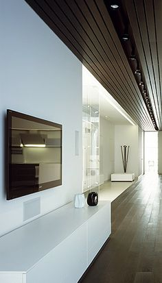 Another interior view of the apartment in Moscow by UB Design _