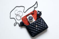 All sparkling and beautiful! Necklace strap for rock stars | OLYMPUS PEN Fashion Accessories for your camera