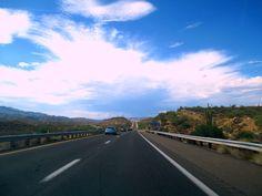 Heading from Phoenix to Flagstaff, AZ