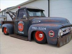Rat Rod... great lowered stance