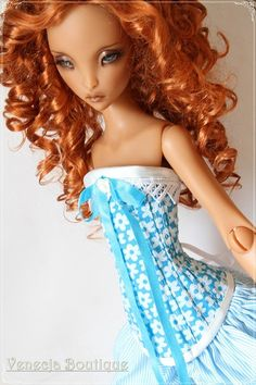 venecja outfit for Lyse & Ellana Lillycat Cerisedolls