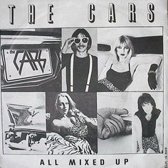 The Cars Album Cover Photos - List of The Cars album covers - Page 4