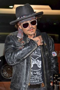 Johnny Depp's personal emails