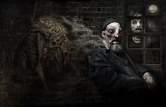 Strange Dreams of Innsmouth by joelharlow.deviantart.com on @deviantART