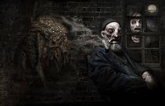 Strange Dreams of Innsmouth by joelharlow.deviantart.com on @deviantART