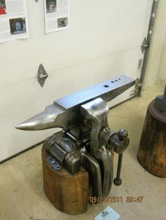 Blacksmith Porn - Welding Projects about you searching for. Metal Shop, Metal Art, Metal Projects, Welding Projects, Metal Crafts, Forging Tools, Forging Metal, Metal Working Tools, Tool Storage