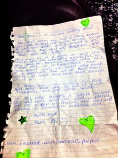 Paying it Forward Stories: The Secret Letter in My Suitcase >>> If you thought the 'Pay it Forward' idea from the movies is an old thing, you should read this post by Victoria from Pommie Travels. She found a very special and kind note in her backpack… from a perfect stranger.