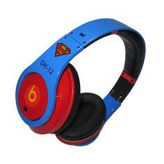 Fancy - Monster Beats Studio Superman Special Edition