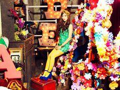 SNSD Jessica Love Peace Japanese website