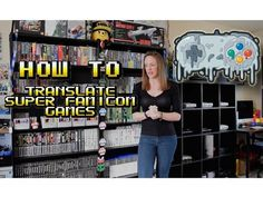 Retron 5 - How to add Translation Patches (Play Super Famicom Games in E...