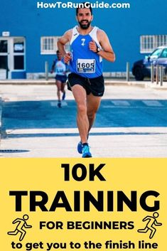 A full plan, from start to finish, to train for your first (and enjoy it! This training plan for beginners is not just the schedule, it's a comprehensive guide to succeed in running your first 5k Training Plan, Training For A 10k, Half Marathon Training, Training Equipment, Exercise Equipment, 5k Training For Beginners, Running For Beginners, Running Tips, Running In The Heat