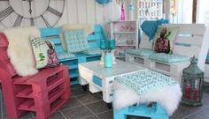 Diy Projects   Pallet Furniture DIY