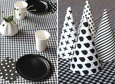 Feestje op de planning? Maak er een themafeest van. Met het thema zwart-wit kun je alle kanten op. Wensballonnen Heliumballonnen zijn leuk om in trosjes neer te zetten of tegen het plafon te laten zweven. En: ze zijn goed te…