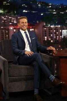 05/04/17 - Visiting Jimmy Kimmel LIVE - 003 - Charlie Hunnam FAN | charlie-hunnam.net | charliehunnamfan.com |
