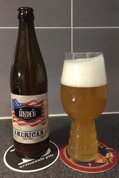 Linden Brewery - American Pale Ale 4,7% pullo