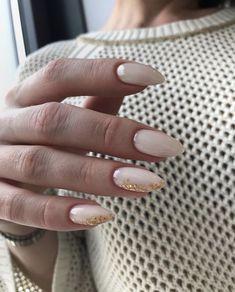 39 glam matte nails ideas with black nail art 13 of 39 5 Almond Acrylic Nails, Almond Nails, Stylish Nails, Trendy Nails, Elegant Nails, Hair And Nails, My Nails, Dream Nails, Nagel Gel