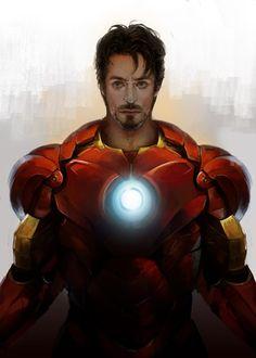Tony Stark ;)