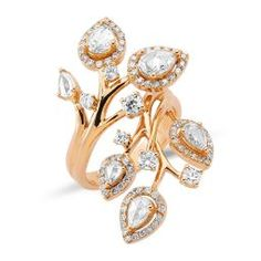Tria Diamond Pırlantalı Elmaslı Fantezi Yüzük 44928262 - n11.com