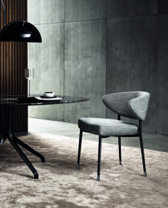 Mills chair by Minnoti