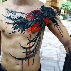 "3,510 Me gusta, 20 comentarios - InkGeeks (@inkgeekstattoos) en Instagram: ""Artist??!! #inked #tattoo #instadaily #crazy #picoftheday #tattoos #illustration #toptattooartists…"""